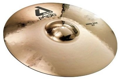 ТАРЕЛКА PAISTE 20 Alpha Brilliant Rock Ride
