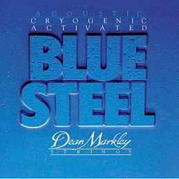 СТРУНЫ DEAN MARKLEY BLUE STEEL ACOUSTIC 2036 ML