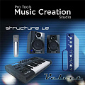 КОМПЛЕКТ DIGIDESIGN Pro Tools Music Creation Studio