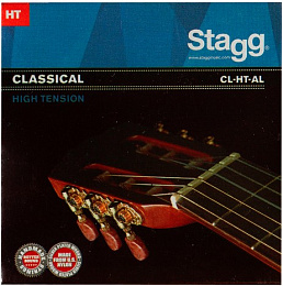 СТРУНЫ STAGG CL-HT-AL