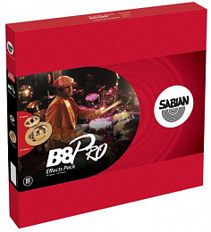КОМПЛЕКТ ТАРЕЛОК SABIAN B8 PRO EFFECTS PACK