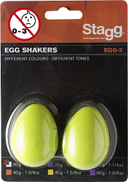ШЕЙКЕРЫ STAGG EGG-2 GR