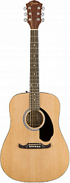 Акустика FENDER FA-125 Dreadnought Acoustic Natural