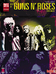 HAL LEONARD BS BEST OF GUNS N ROSES BASS