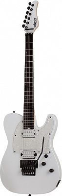 SCHECTER SUN VALLEY SUPER SHREDDER PT-FR MWHT