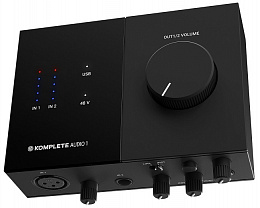 NATIVE INSTRUMENTS KOMPLETE AUDIO 1