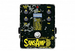 ГИТАРНЫЙ ЭФФЕКТ TECH-21 SANSAMP CLASSIC 20-TH ANNIVERSARY