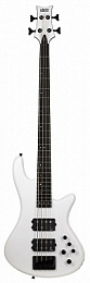 Бас-гитара SCHECTER STILETTO STAGE-4 WHT