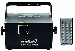Лазер STAGE4 GRAPH SD 3DA 500RGB