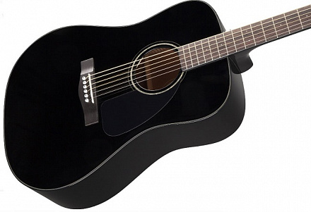 Акустика FENDER CD-60 DREAD V3 DS BLK WN