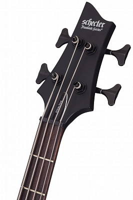 БАС-ГИТАРА SCHECTER STILETTO STEALTH-4 SBK
