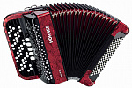 Баян HOHNER Nova III 96 red